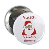 "Judith christmas 2.25"" Button (100 pack)"