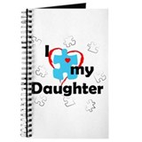 I Love My Daughter - Autism Journal