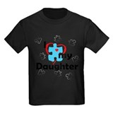 I Love My Daughter - Autism T