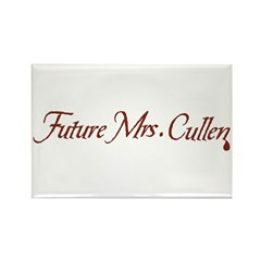 Future Mrs Cullen Rectangle Magnet (10 pack)