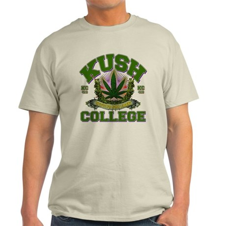 Kush College T-Shirt