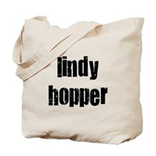Lindy Hopper Tote Bag