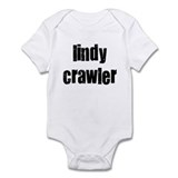 Lindy Hopper Infant Bodysuit