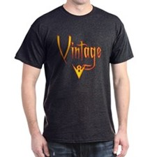 T-ShirtVintage V-8-fire