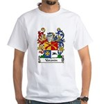 Voronin Family Crest White T-Shirt