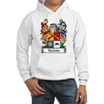 Voronin Family Crest Hooded Sweatshirt