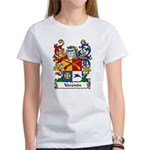 Voronin Family Crest Women's T-Shirt