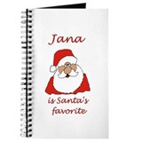 Jana Christmas Journal