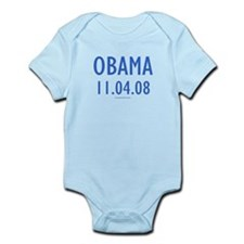 Obama 11.04.08 - Onesie