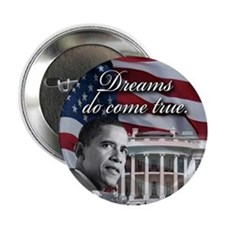 "President Barack Obama 2.25"" Button"
