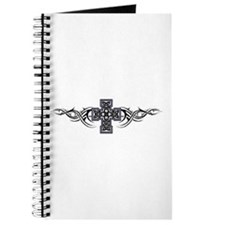 Celtic Tribal Cross Journal