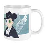 Angel of Music Small Mug