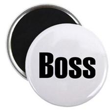 "Boss 2.25"" Magnet (100 pack)"