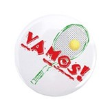 "Tennis Home 3.5"" Button"