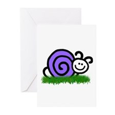 Sam the Snail Greeting Cards (Pk of 20)