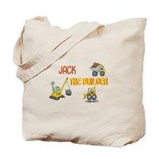 Jack the Builder Tote Bag