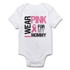 I Wear Pink (Mommy) Infant Bodysuit