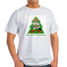 Sea-son's Greetings T-Shirt