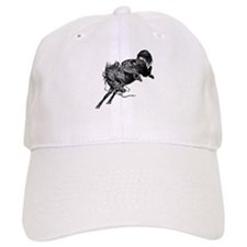 Bucking Horse Ink Drawing Baseball Cap