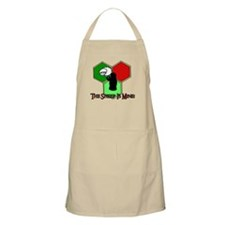 The Sheep Is Mine Catan BBQ Apron