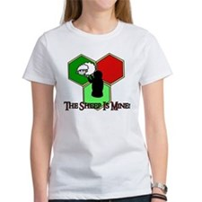 The Sheep Is Mine Catan Tee