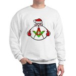 Masonic Jolly old St. Nick Sweatshirt