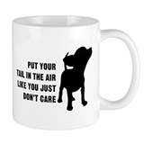 Put Tail in Air Mug