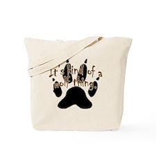 Twilight La Push Joke Tote Bag