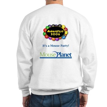 MousePlanet at MouseFest Sweatshirt