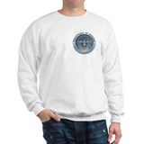 D.O.D Sweatshirt: Government Emblem