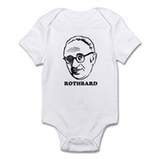 Murray Rothbard Infant Bodysuit