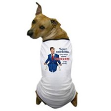 Your Pockets Dog T-Shirt