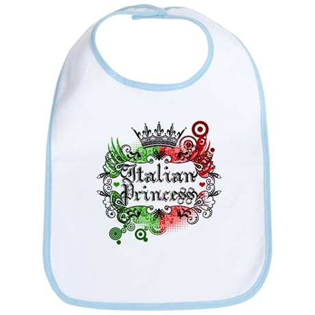 Italian Princess 2008 Bib