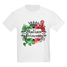 Italian Princess 2008 T-Shirt