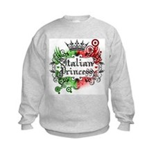 Italian Princess 2008 Sweatshirt