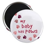 My Baby has Paws 2.25