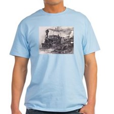 Cute Railroads T-Shirt