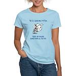 Banking System Women's Light T-Shirt