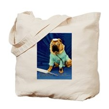 Doctor Pei Tote Bag