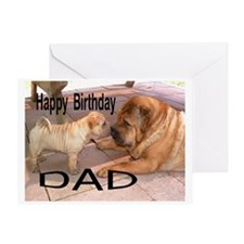 Birthday Dad Greeting Card