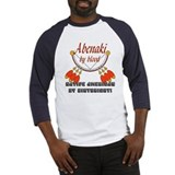 &quot;Abenaki&quot; Baseball Jersey