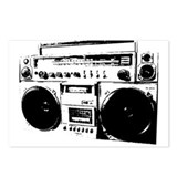 BoomBox Postcards (Package of 8)