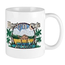 Roslyn Cafe Small Mug