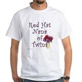Red Hat Nana of Twins - FLR Shirt