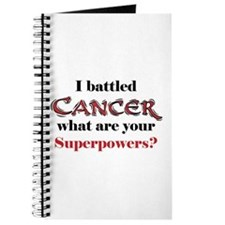 I Battled Cancer Journal