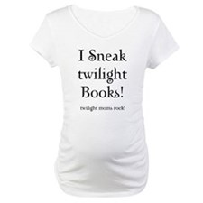 Twilight Moms Sneak Books Shirt