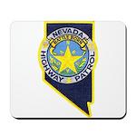 Nevada Highway Patrol Mousepad