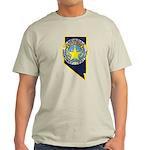 Nevada Highway Patrol Light T-Shirt