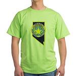 Nevada Highway Patrol Green T-Shirt