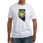 Nevada Highway Patrol Fitted T-Shirt